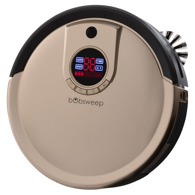 BObsweep Standard Robot Vacuum Cleaner And Mop - Champagne : Target