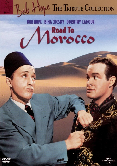 Road to morocco (DVD) - image 1 of 1