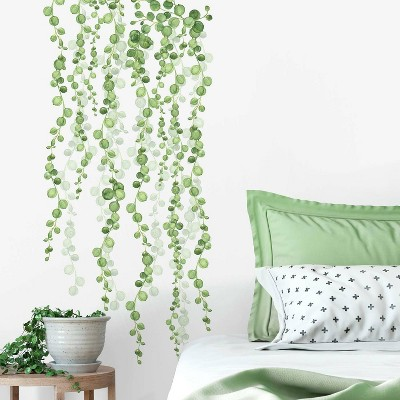 String of Pearls Vine Peel and Stick Wall Decal - RoomMates