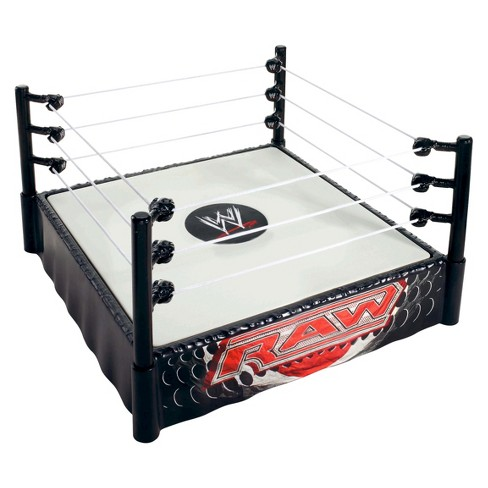 WWE Raw Superstar Ring - image 1 of 2