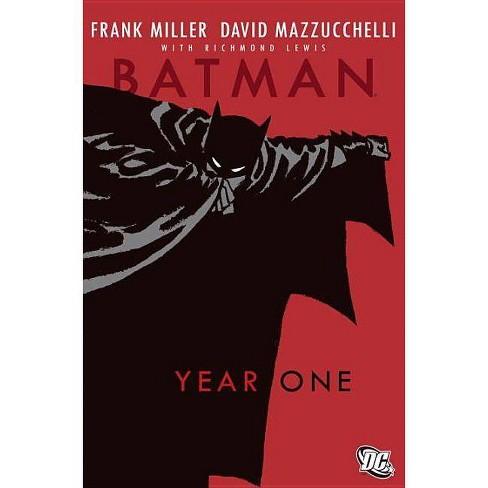 Batman - by  Frank Miller & David Mazzucchelli (Paperback) - image 1 of 1