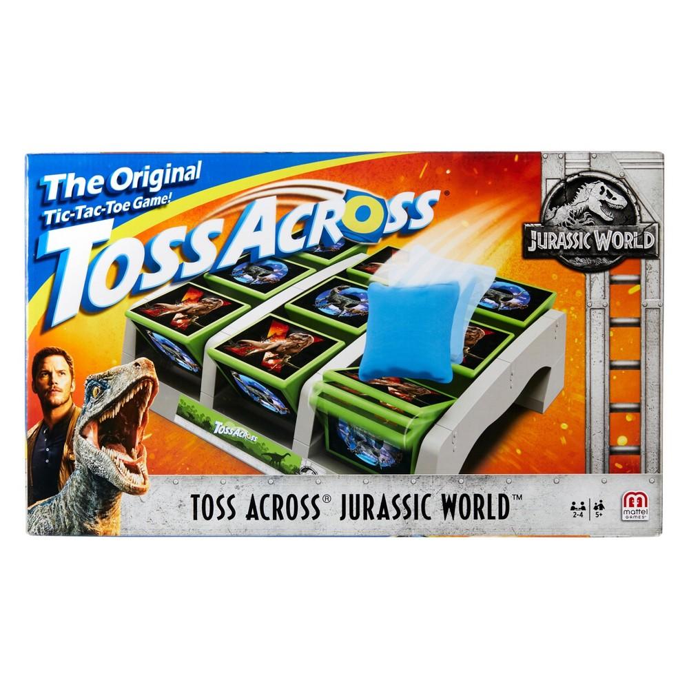 Toss Across Jurassic World Game