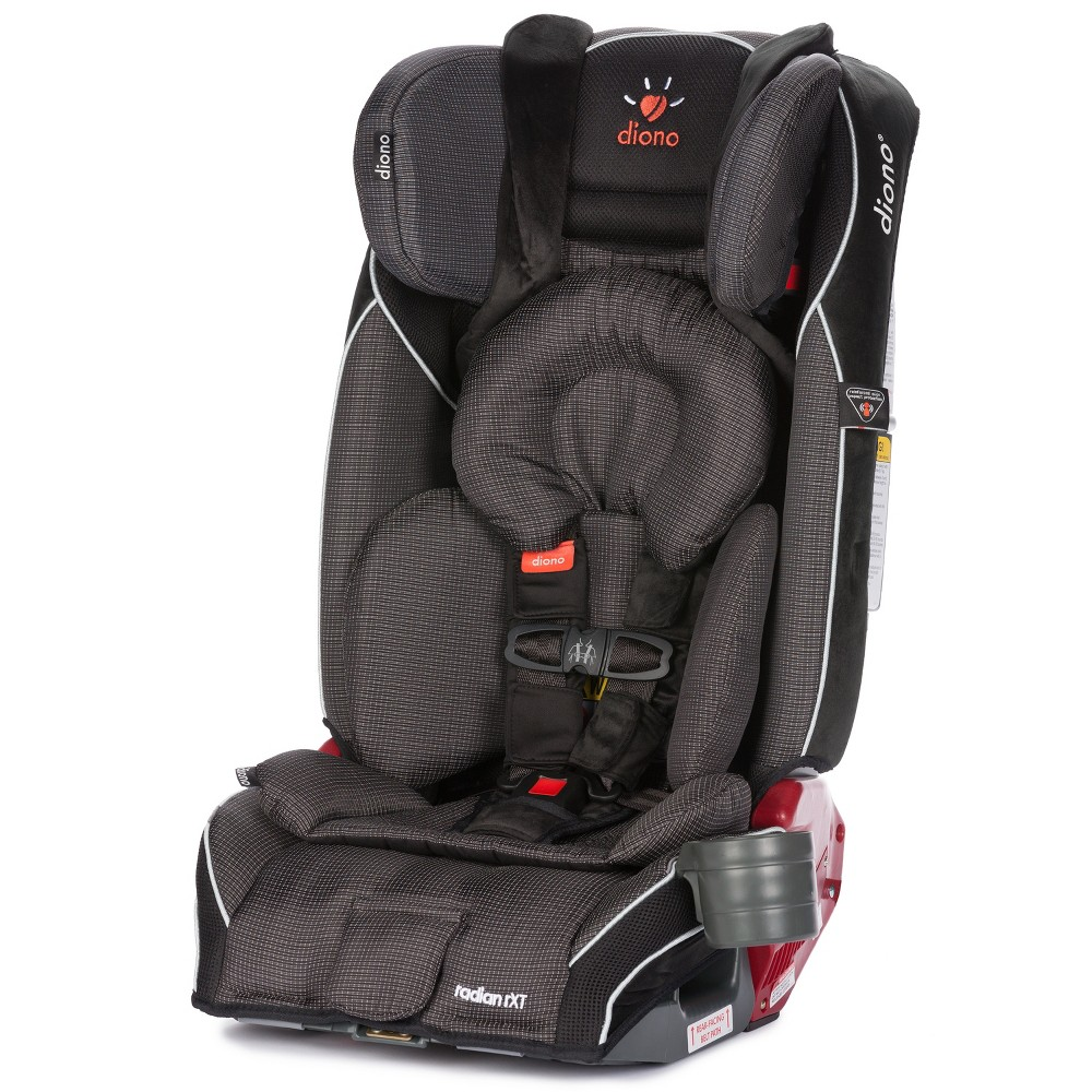 Diono Radian RXT All-In-One Convertible Car Seat - Shadow, Gray