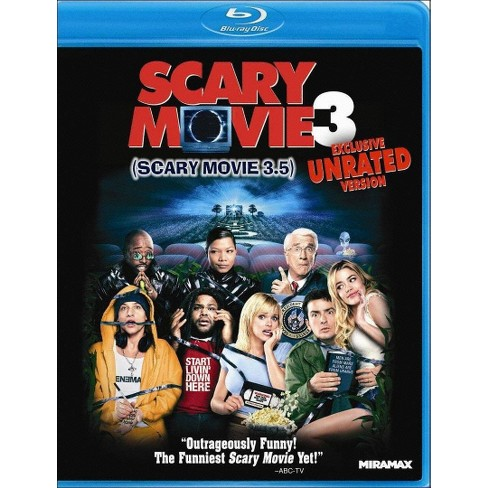 Scary Movie 3 (Unrated) (Blu-ray) - image 1 of 1