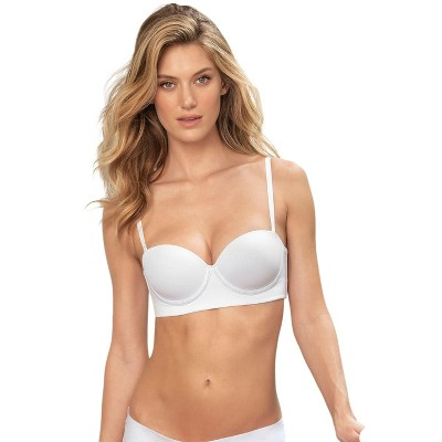 Leonisa Leonisa balconette full coverage push up bra for women -