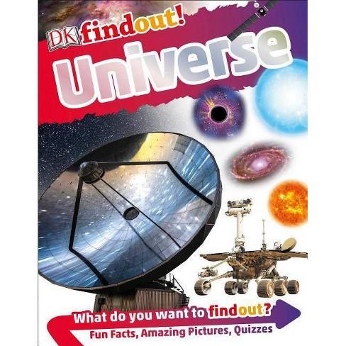 Dkfindout! Universe - (DK Find Out!) (Paperback) - image 1 of 1