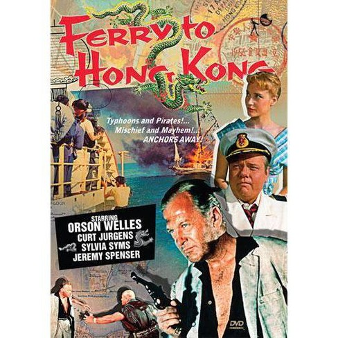 Ferry To Hong Kong (DVD)