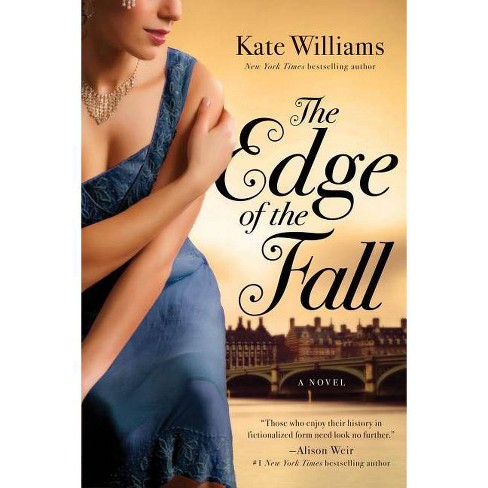 The Edge of the Fall - (Storms of War) by  Kate Williams (Hardcover) - image 1 of 1