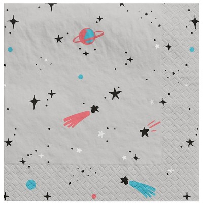 20ct Celestial Lunch Napkin - Spritz™