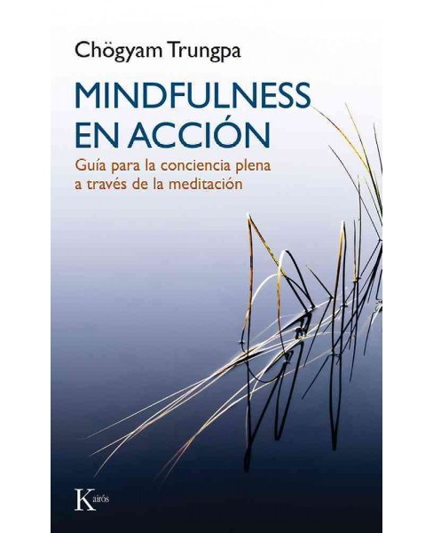Mindfulness en acción/ Mindfulness in action : Guía para la conciencia plena a través de - image 1 of 1