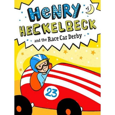 Henry Heckelbeck and the Race Car Derby, Volume 5 - by Wanda Coven (Paperback)