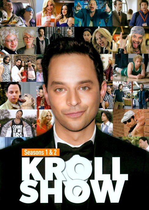 Kroll Show:Seasons One & Two (DVD) - image 1 of 1