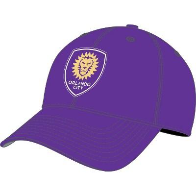MLS Orlando City SC Men's Structured Snapback Hat