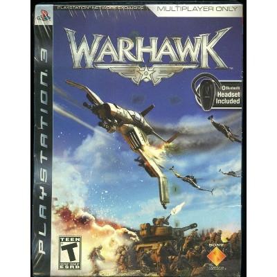 WarHawk Bundle with Bluetooth Headset - Playstation 3