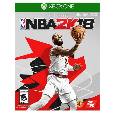 NBA 2K18 Early-Tip Off Edition - Xbox One - image 1 of 9