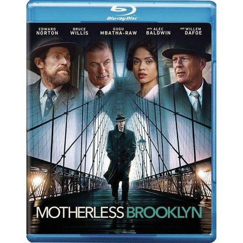 Motherless Brooklyn (Blu-ray) - image 1 of 3