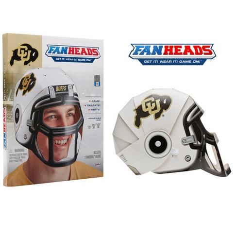 NCAA Colorado Buffaloes Fan Head - image 1 of 4