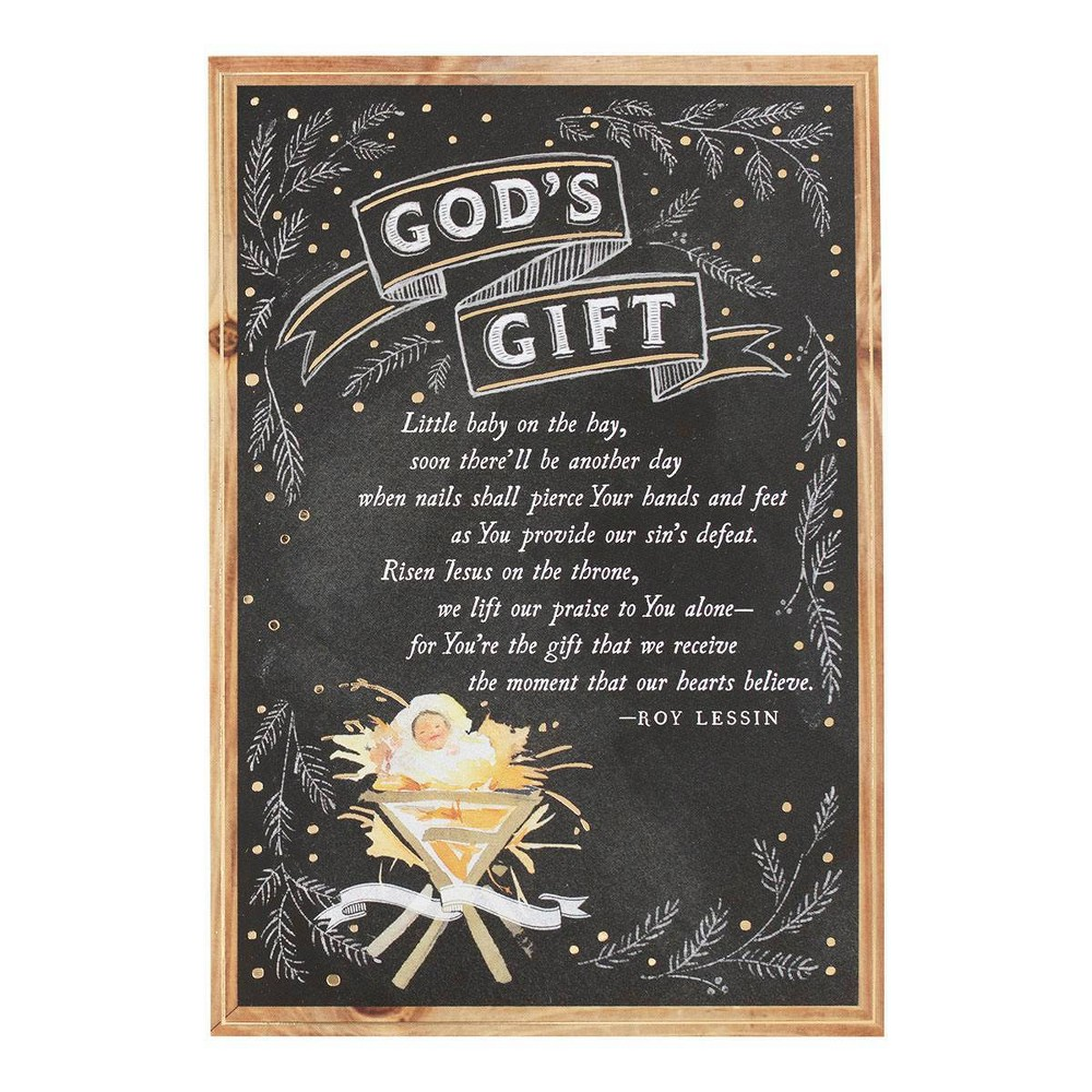 Image of 14ct God's Gift Greeting Cards - Dayspring