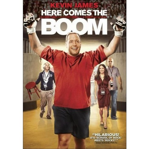 Here Comes the Boom (Includes Digital Copy) (UltraViolet) (dvd_video) - image 1 of 1