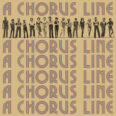 Original cast - Chorus line:40th anniversary (Ocr) (Vinyl) - image 1 of 1