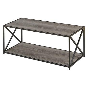 Ordinaire Tucson Coffee Table   Weathered Gray   Johar Furniture