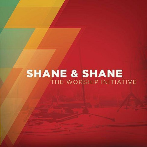 Shane & Shane - The Worship Initiative (CD) - image 1 of 1