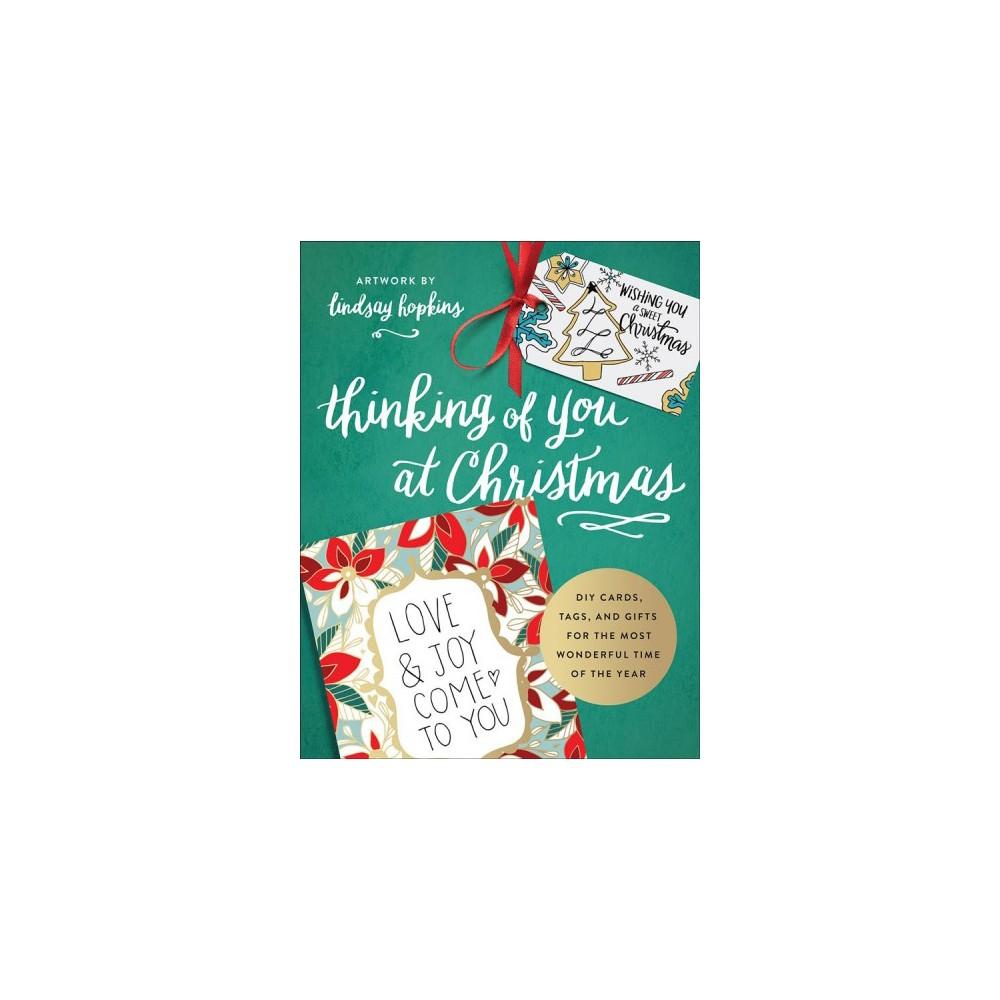 Thinking of You at Christmas (Paperback) (Lindsay Hopkins)