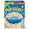 Pop Secret Homestyle Microwave Popcorn - 12ct - image 2 of 4