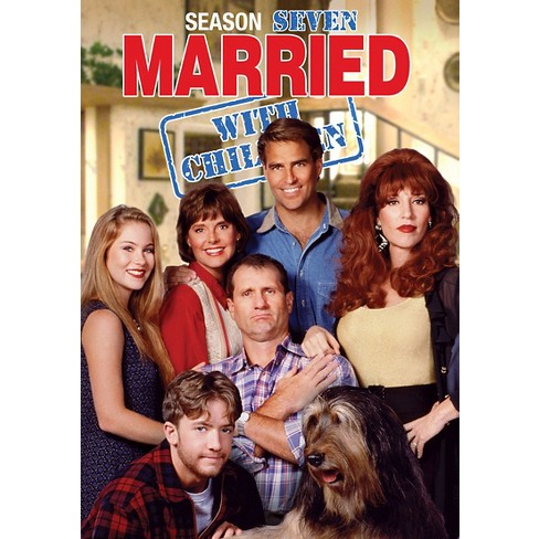 Married... With Children: The Complete Seventh Season (DVD) - image 1 of 1