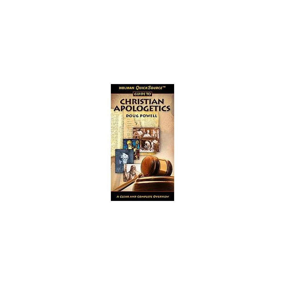 Holman Quicksource Guide to Christian Apologetics (Paperback)