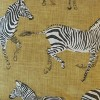 Zebra Print Square Throw Pillow Yellow - Pillow Collection - image 2 of 2