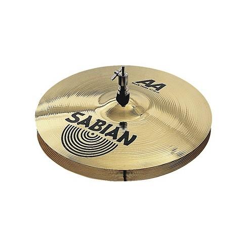"Sabian 15"" AA Rock Hi-Hat Cymbals 15 in. - image 1 of 1"
