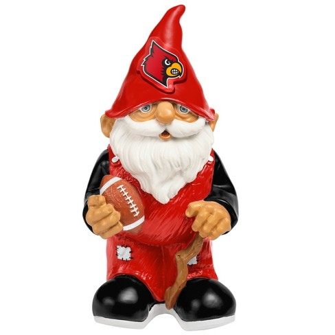 "NCAA Louisville Cardinals Mini 8"" Gnome - image 1 of 1"