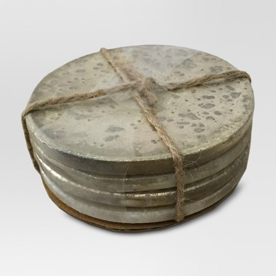 Marble Coaster Set of 4 - Threshold™