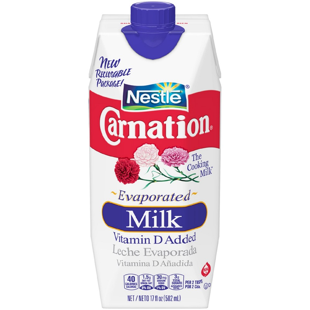 Canned & Powdered Milk: Carnation Evaporated Milk