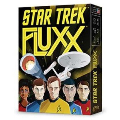 Star Trek Fluxx Board Game