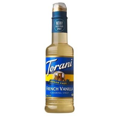 Torani Sugar Free French Vanilla - 12.7oz
