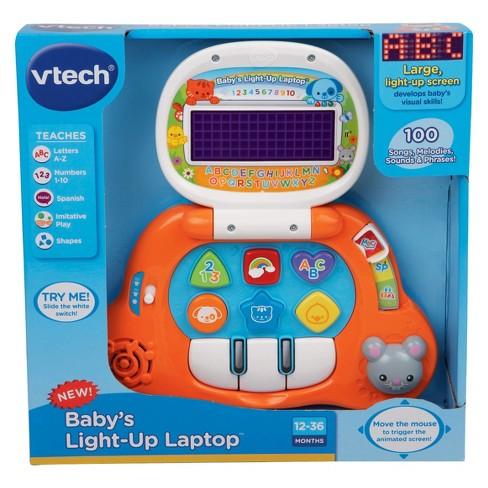 vtech baby  VTech® Baby's Light Up Laptop : Target