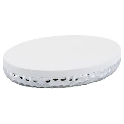 Titus Soap Dish Silver - Allure