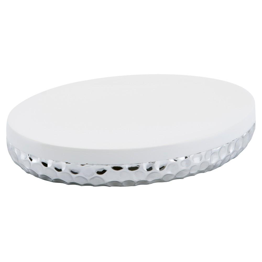 Titus Soap Dish Silver Allure