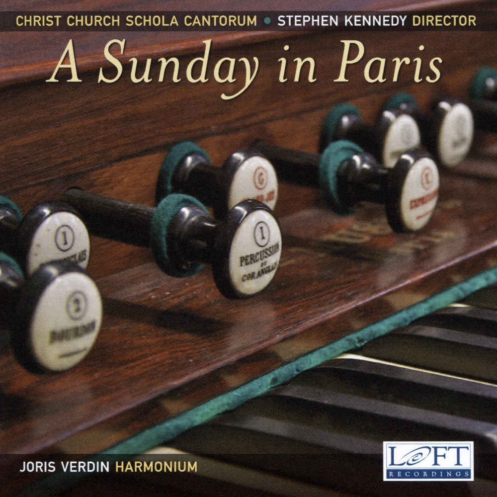 Various - Sunday In Paris (CD)
