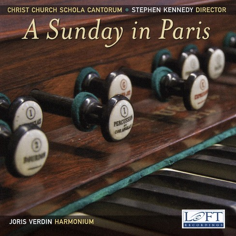 Various - Sunday in paris (CD) - image 1 of 1
