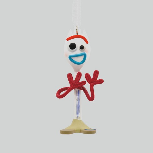 Toy Story Christmas Ornaments.Disney Toy Story Forky Christmas Ornament