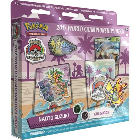 Pokemon Trading Card Game World Champ Deck featuring Gisopodo