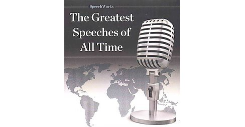 Greatest Speeches of All Time (CD/Spoken Word) - image 1 of 1