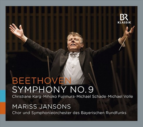 Mariss jansons - Beethoven:Symphony no 9 (CD) - image 1 of 1