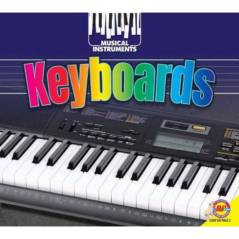 Keyboard - (Musical Instruments) by  Ruth Daly (Hardcover) - image 1 of 1