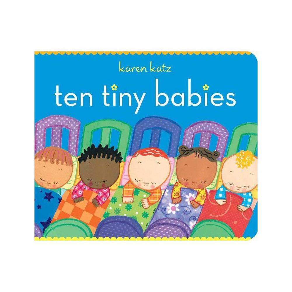 Ten Tiny Babies (Hardcover) (Karen Katz) Top