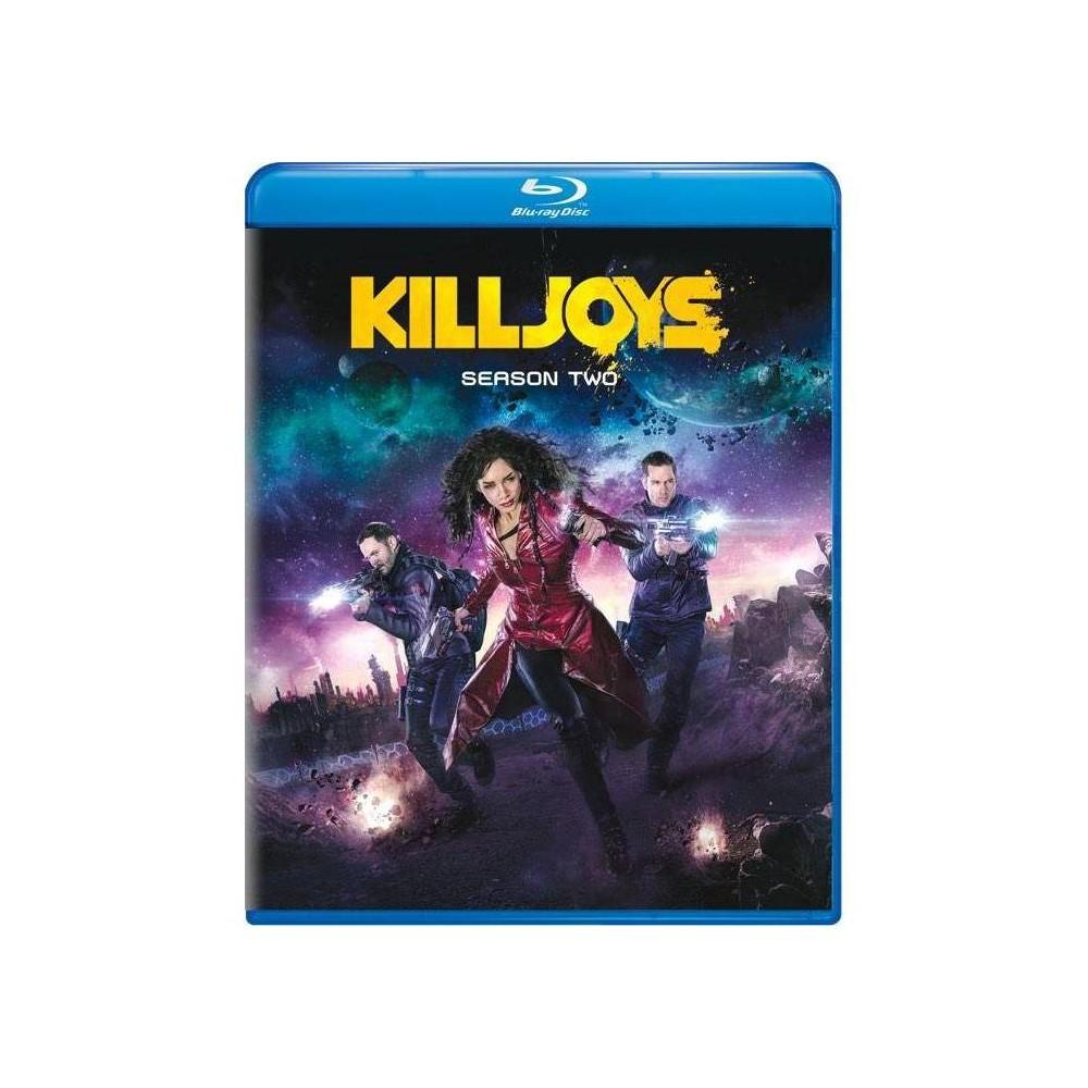 Killjoys: Season Two (Blu-ray) Compare
