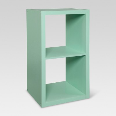 13  2-Cube Organizer Shelf Mint - Threshold™